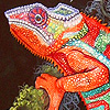 Chameleons In The Jungle Puzzle