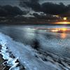 Sunrise Over The Ocean Jigsaw Puzzle