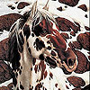 Snow And Horse Slide Puzzle