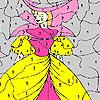 Ornate Princess Coloring