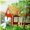 Toy House. Hidden Objects