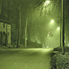 Road By Night Jigsaw Puzzle