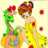 Kid's Coloring: Happy Halloween 5