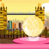 London Pineapple Ice Cream