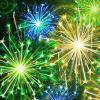 New Years Firework