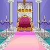 Castle's Throne Decoration
