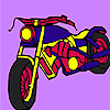 Best Style Motorcycle Coloring