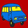 Weird Minibus Coloring