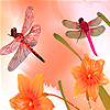 Dragonflies In The Garden Puzzle