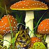 Mushroom Garden Puzzle
