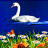 Spring Flowers And Animals Puzzle